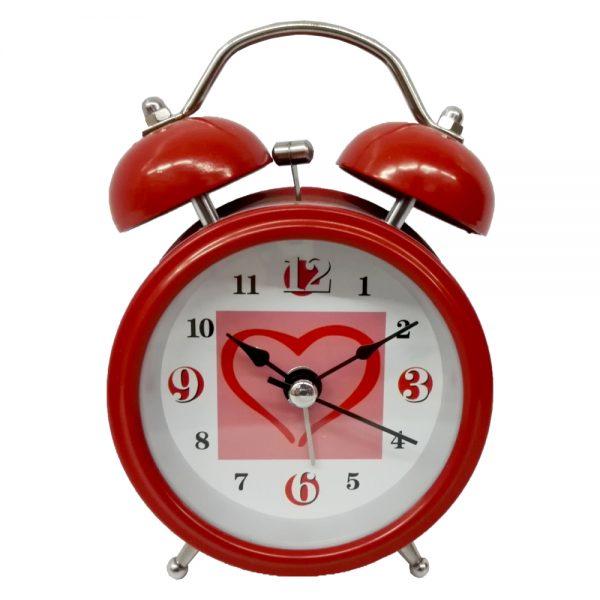 ساعت فلزی زنگ دار السا آنا