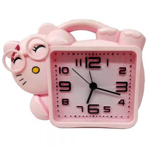 ساعت رومیزی طرح کیتی کد ۱۷۰۱