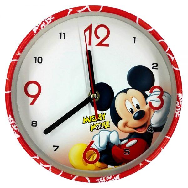 ساعت دیواری دایره میکی موس