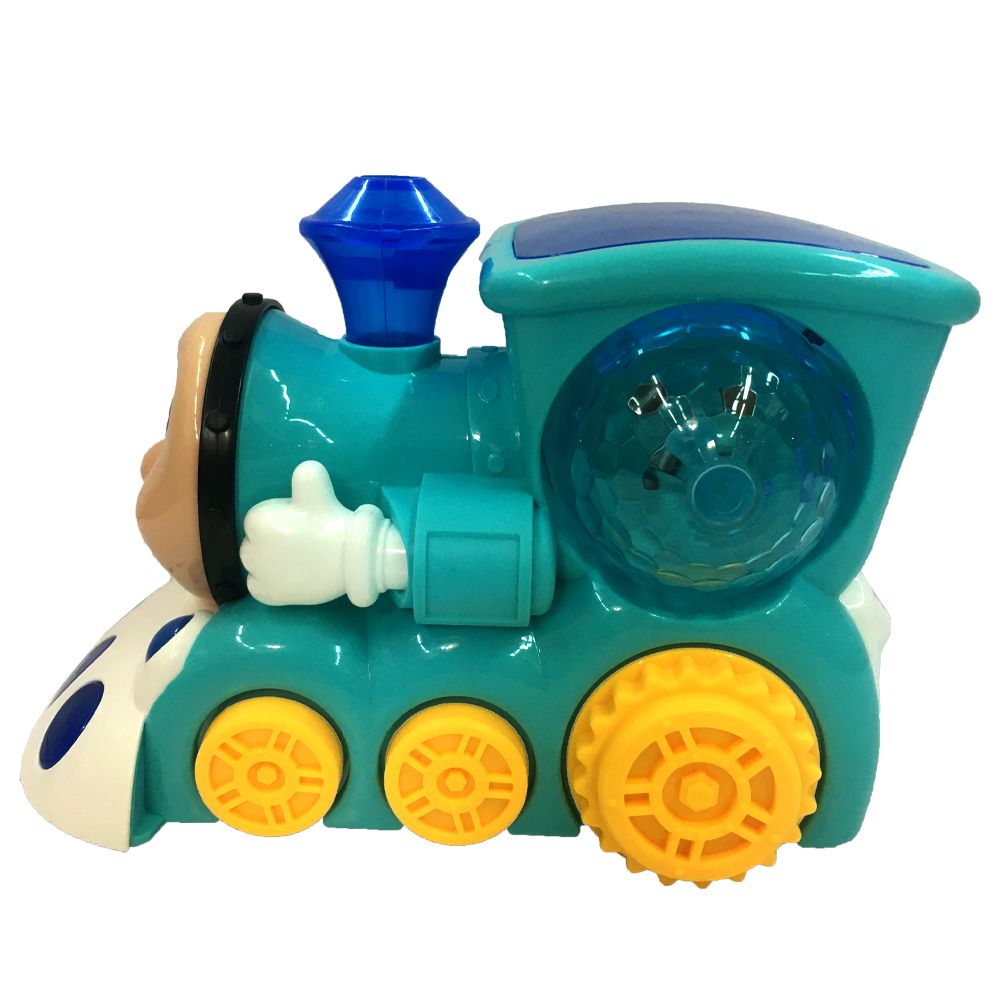 قطار موزیکال کوچک