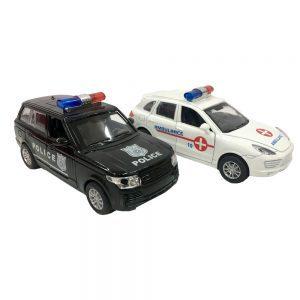 ماشین فلزی پلیس