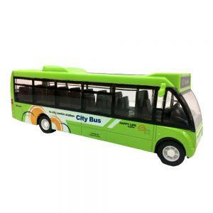 ماشین فلزی اتوبوس