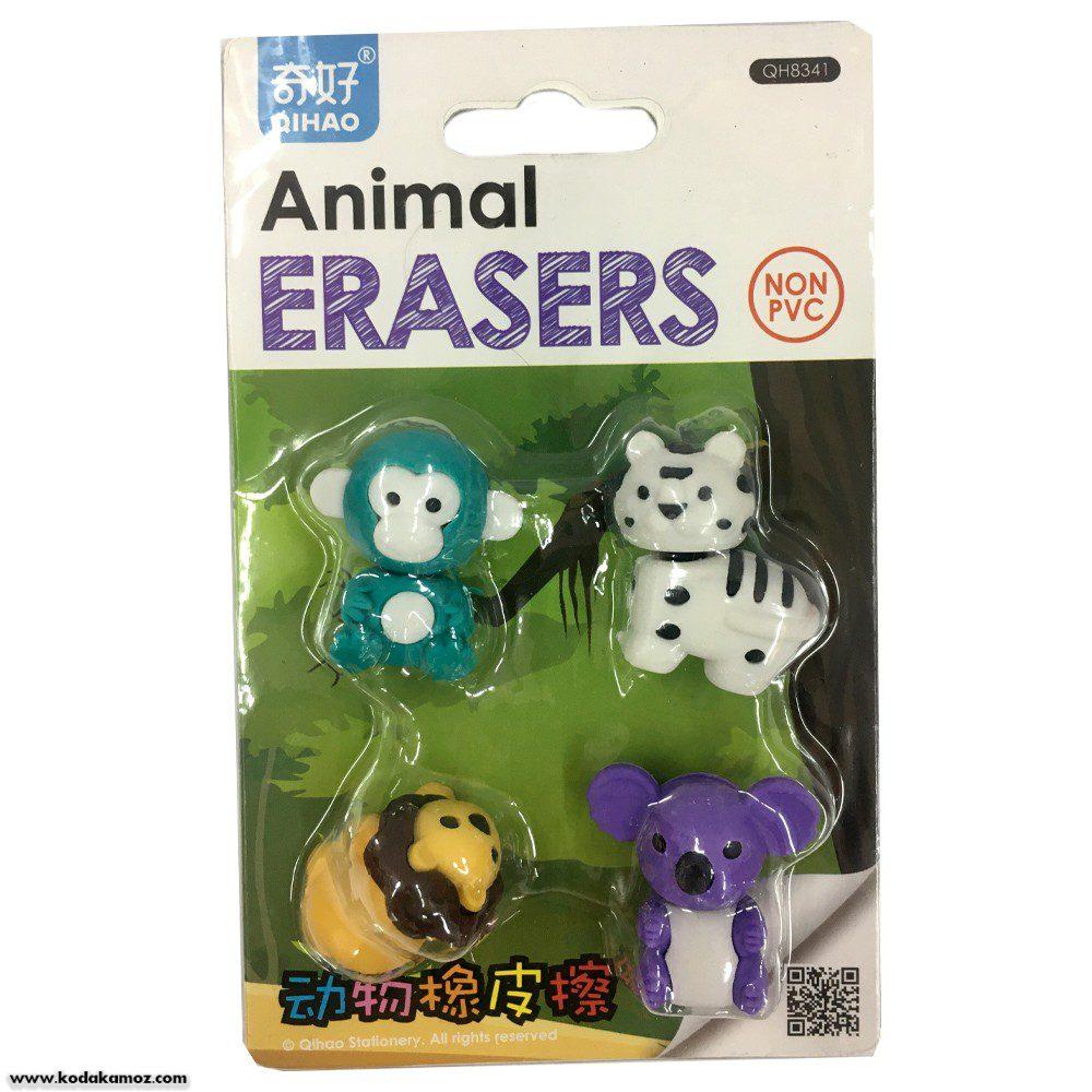 پاکن طرح حیوانات