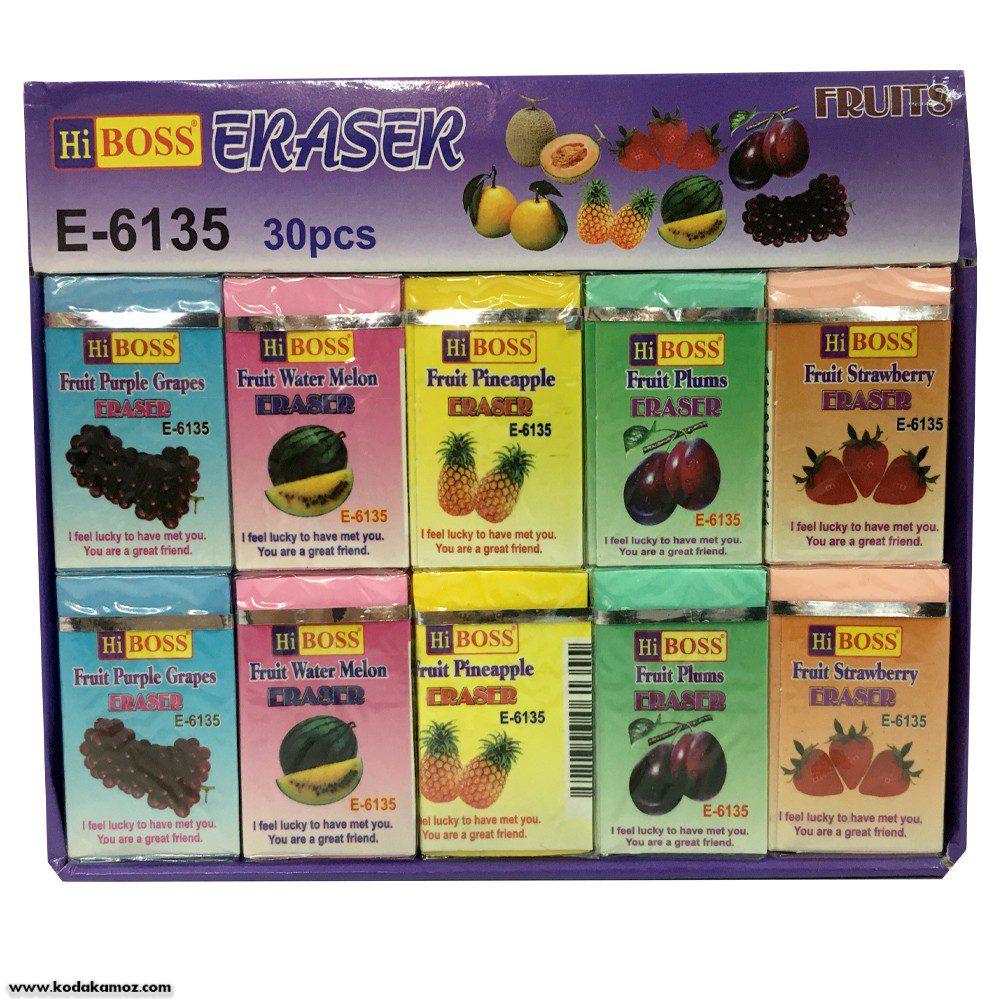 پاکن رنگی میوه ای 6135