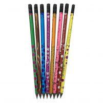 مداد مشکی پنسل پاکن دار