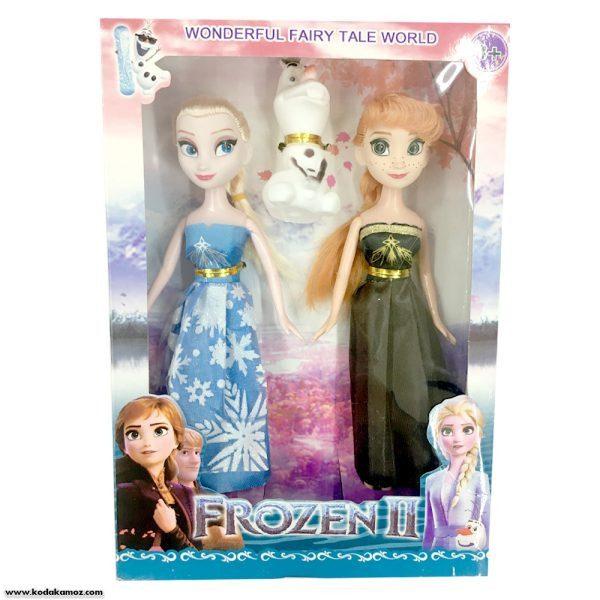 عروسک السا و انا سایز کوچک
