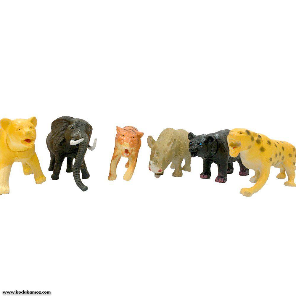 حیوانات وحشی 2