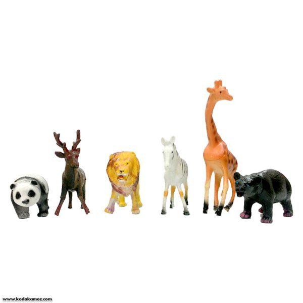 حیوانات وحشی 1