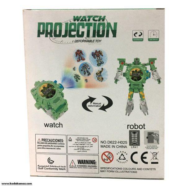 ساعت رباتیک