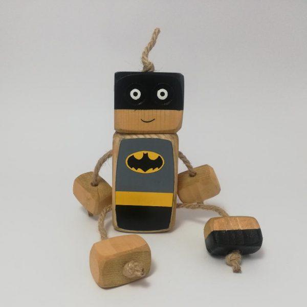 آدمک چوبی بتمن