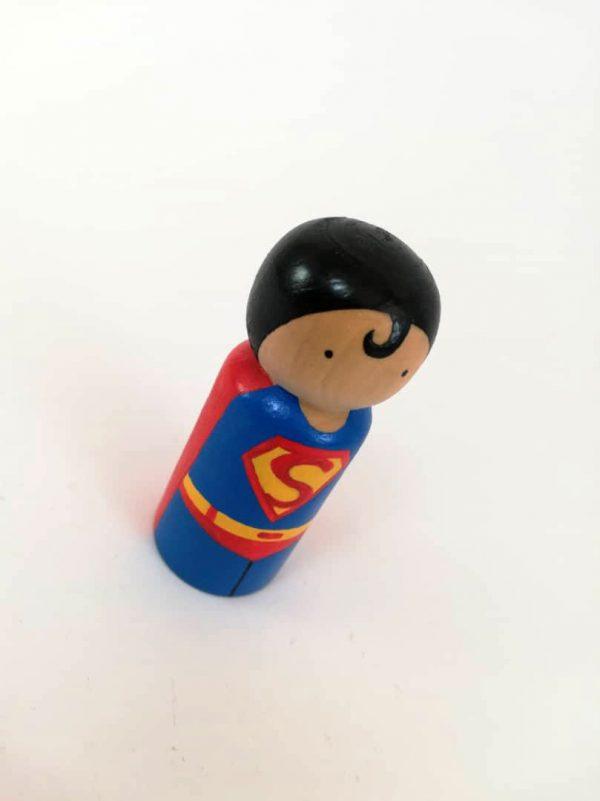 آدمک چوبی سوپرمن