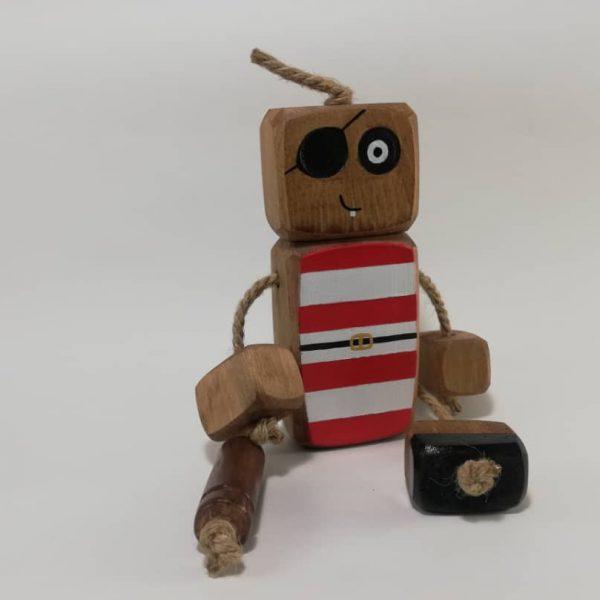 عروسک روودی دزد دریایی