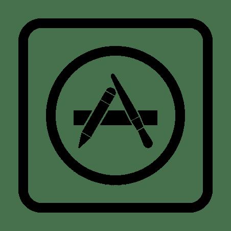 app symbol - صفحه دوم سایت کودک آموز